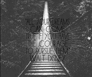 beautiful, Dream, and quote image