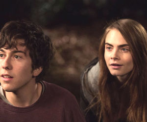 cara delevingne, nat wolff, and MARGO image