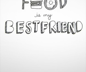 food, wallpaper, and friends image