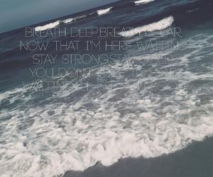 Lyrics, soon, and strong image
