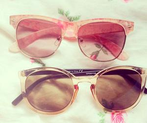 sunglasses, fashion, and summer image