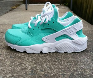 huarache, shoes, and turquoise image