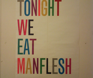 eat, tonight, and color image