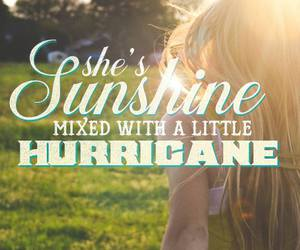 country, girl, and hurricane image