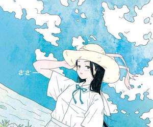 かとうれい, anime, and summer image