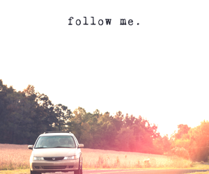 adventure, sunset, and paper towns image