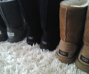 shoes, uggs, and ugg image