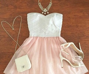 chic, fashion, and girly image