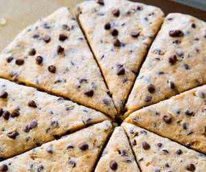boys, chocolate chip, and Cookies image