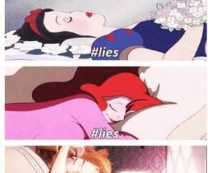 anna, disney, and sleep image