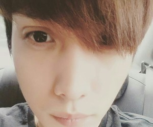 handsome, taehun, and lips image