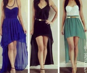 clothes, dresses, and girls image