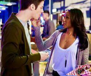 otp, the flash, and barry allen image