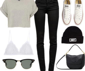 fashion, outfit, and eleanor calder image