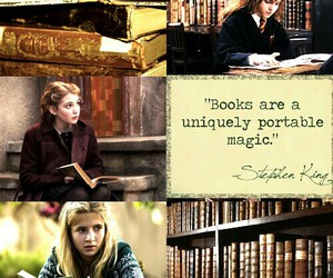 books, harry potter, and quote image