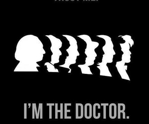 doctor who, the doctor, and trust me image