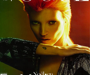 cover, david bowie, and model image