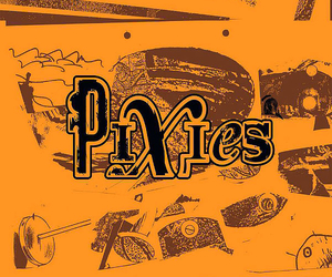 pixies and love image