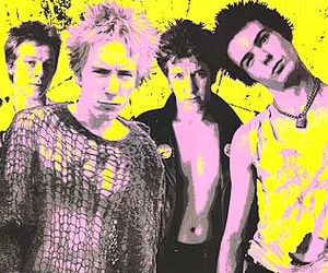 punk, rock, and sex pistols image