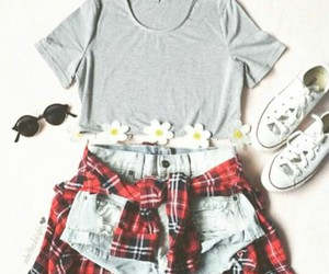 girl, outfit, and cool image