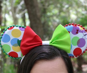 disney, inside out, and mickey ears image