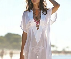 fashion, beach, and outfit image