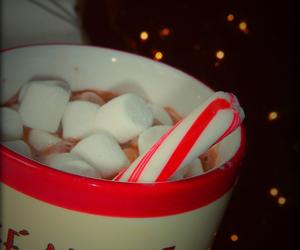chocolate, night, and warm image