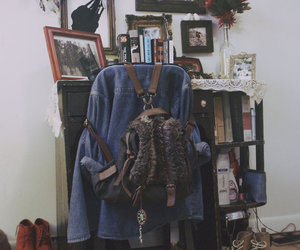 room, vintage, and hipster image