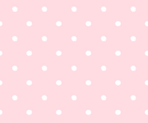 dots, pink, and wallpapers image