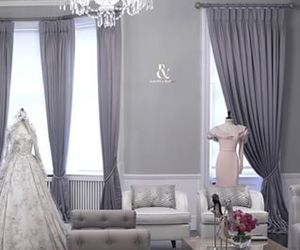 beautiful, chandelier, and decor image