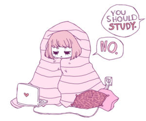 pink, study, and school image