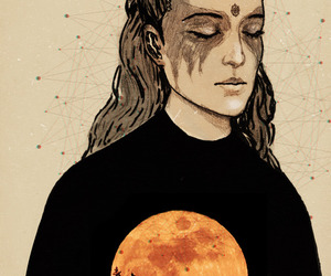 lexa, the100, and comandent image