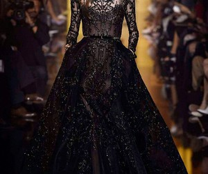 elie saab, high couture, and 2015 image