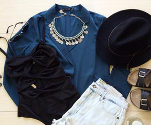 outfit, style, and love image