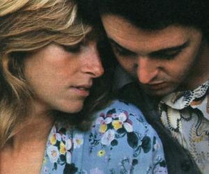 Paul McCartney and linda mccartney image