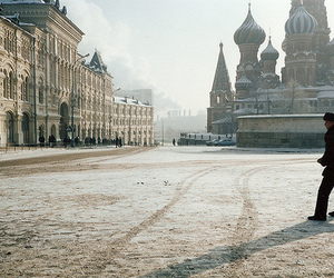 russia, moscow, and travel image