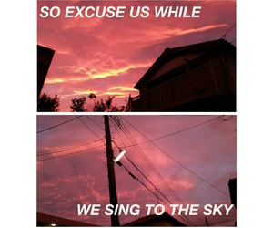 colors, Lyrics, and red image