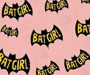 batgirl, love, and batman image