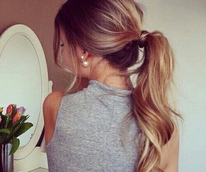 classy, hairstyles, and exercise image