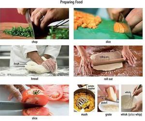 english, food, and vocabulary image