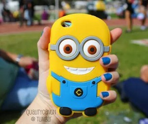 minion, tumblr, and despicable me image
