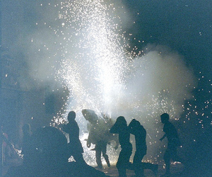 fireworks, light, and party image