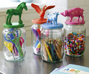 colored, diy, and animals image