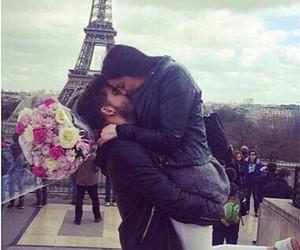 love, paris, and relationship goals image