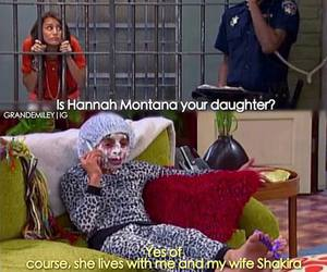 disney, hannah montana, and funny image