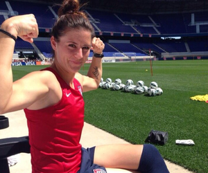 training and ali krieger image