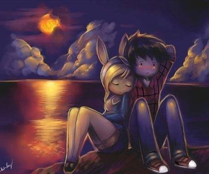 adventure time, love, and marshall lee image