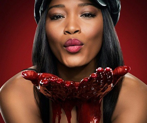 poster, scream queens, and keke palmer image