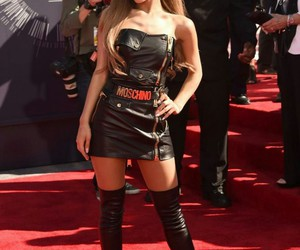 ariana grande, red carpet, and perfect image