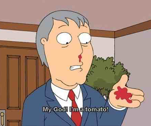 tomato, funny, and family guy image